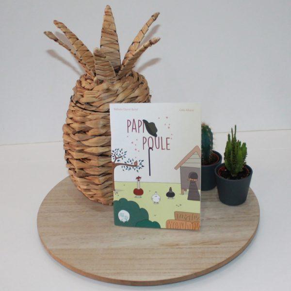 Saison des Abeilles- livre-recycle-papier-ecologique-histoire-papi