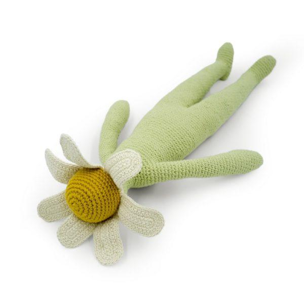 Saison des abeilles Jouet Peluche coton bio bebe enfant Poupee fleur Flower Doll Dolto
