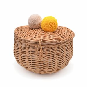 aison-des-abeilles-Jouet-ecologique-en-bois-bebe-enfant-panier-en-rotin-bois-chambre-enfant-décoration
