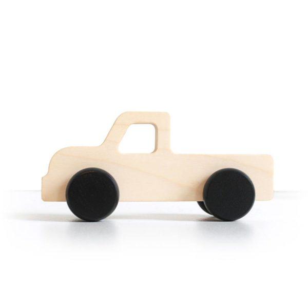 Saison des abeilles Jouet ecologique en bois bebe enfant voiture camion