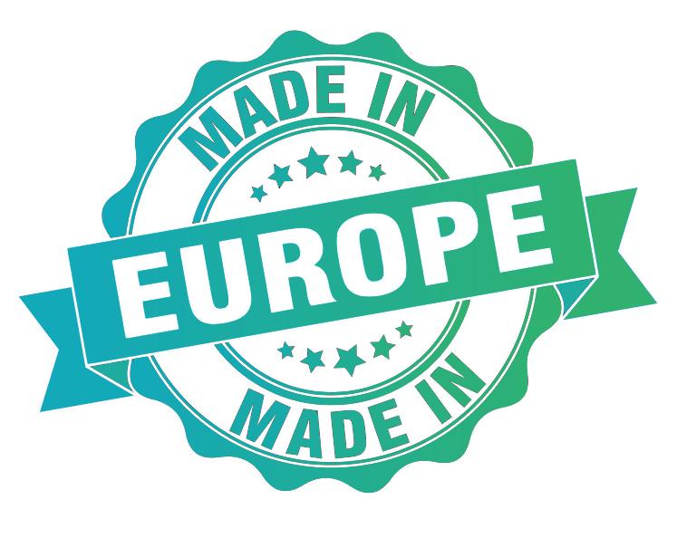 Fabriqué en Europe