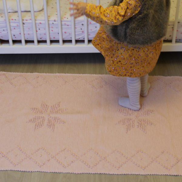 Tapis-chambre enfant-decoration-ecologique-fait main